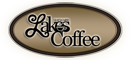 Hayward Lakes Coffee, Hayward, WI