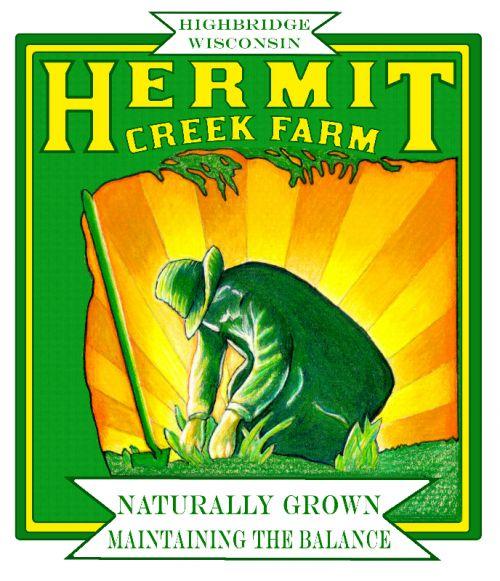 Hermit Creek Farm Logo
